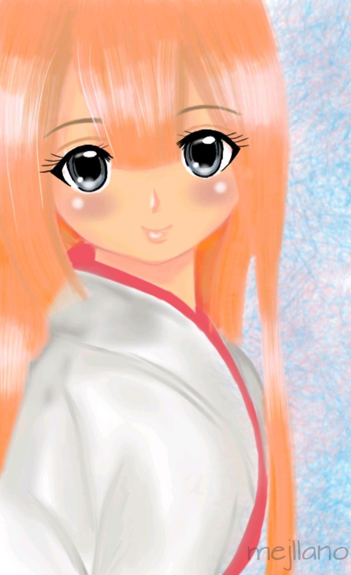 Random Anime Fanart by mejllano