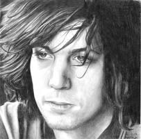 Syd Barrett by BlueRisingSun