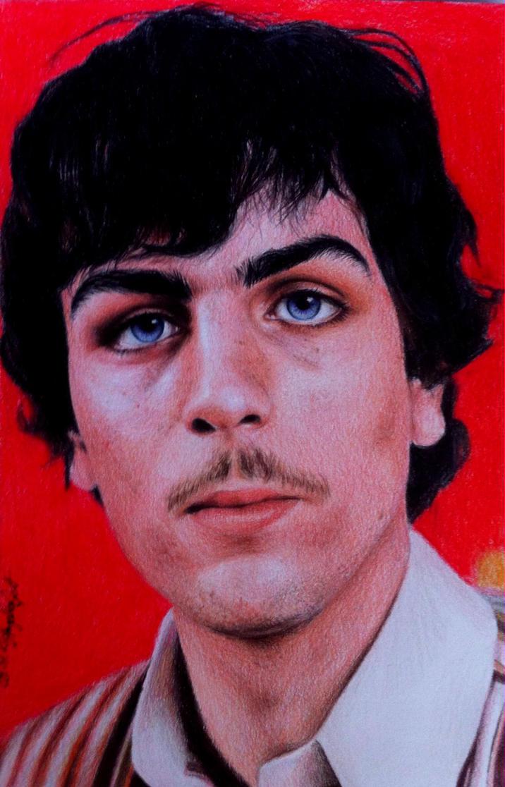 Roger Keith Syd Barrett by BlueRisingSun