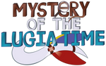 Mystery of the Lugia Time logo by DragonM97HD
