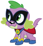 Spike the dog Humdrum by DragonM97HD