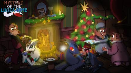Christmas Eve by DragonM97HD