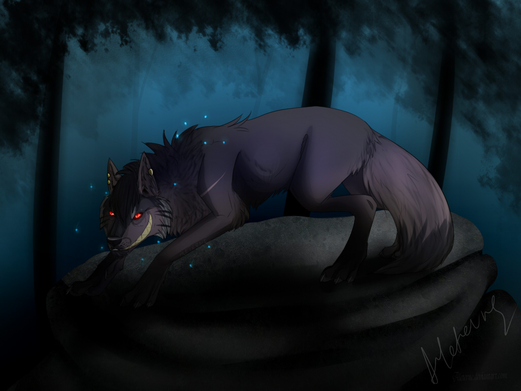 Night by Aleterne