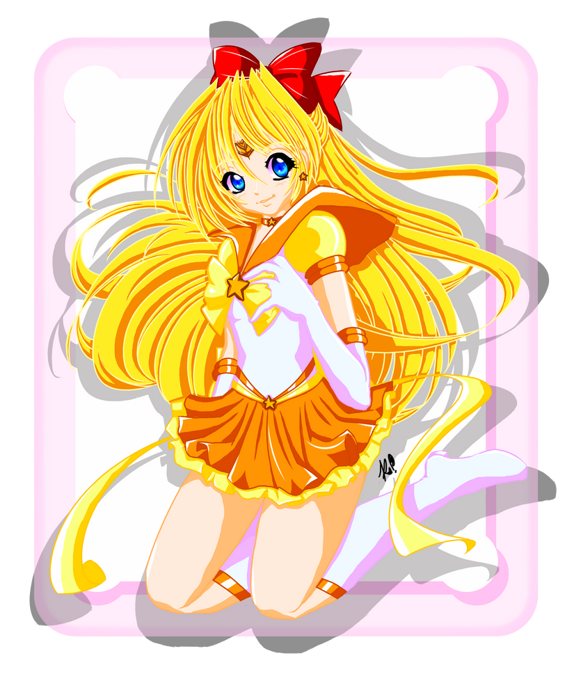 Eternal Sailor Venus by KazenoShun