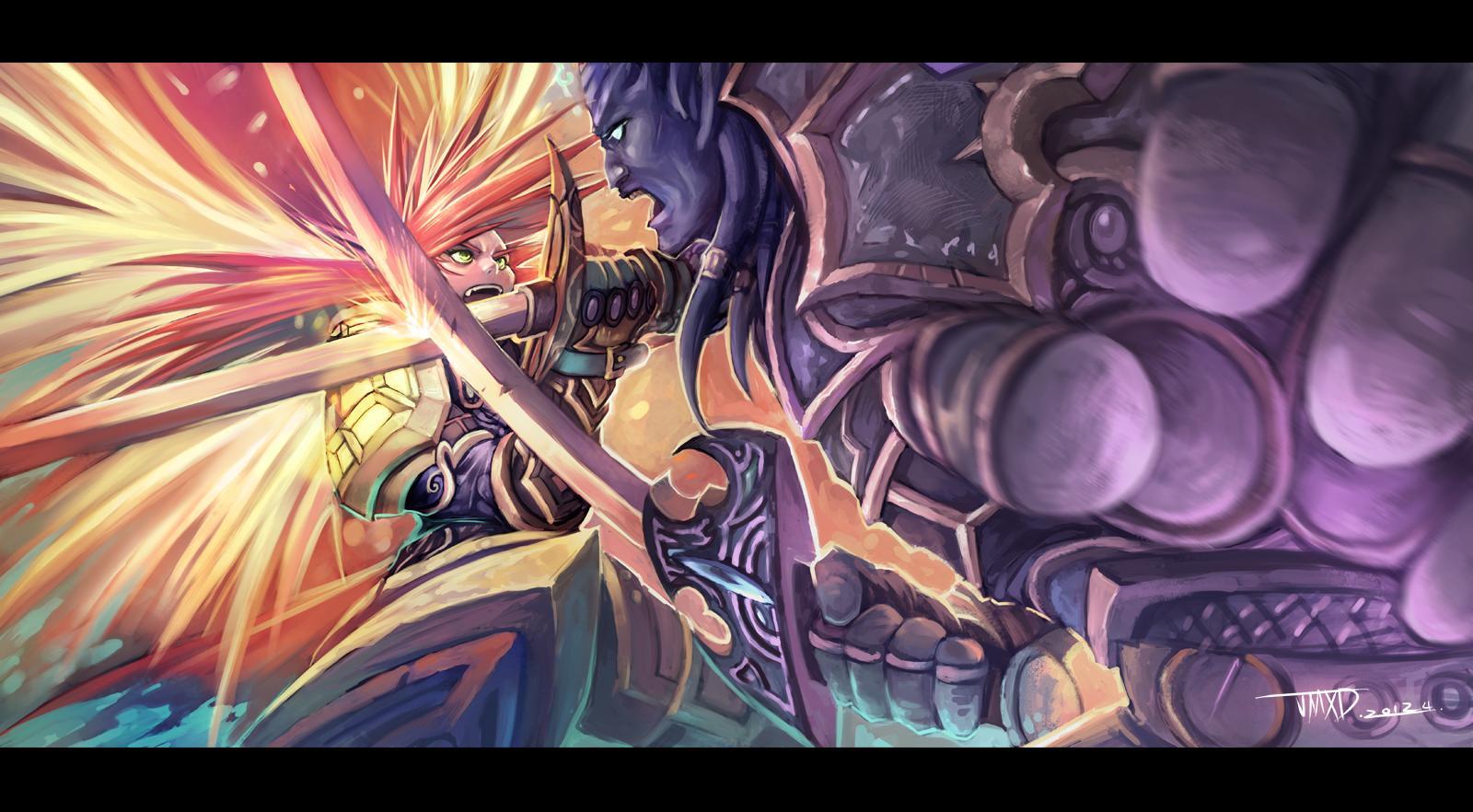 Duel by JMXD