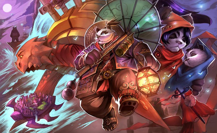 Tales of Liulang by JMXD