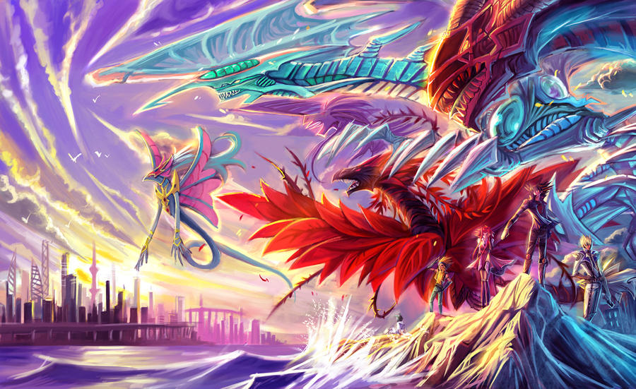 Yu-Gi-Oh!!5DS by JMXD on DeviantArt