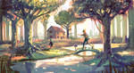Yu-Gi-Oh! ZEXAL -Go home by JMXD