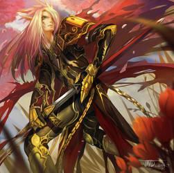 Blood Knight:Ankh Bloodcrown