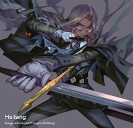 HELLSING :INTEGRAL