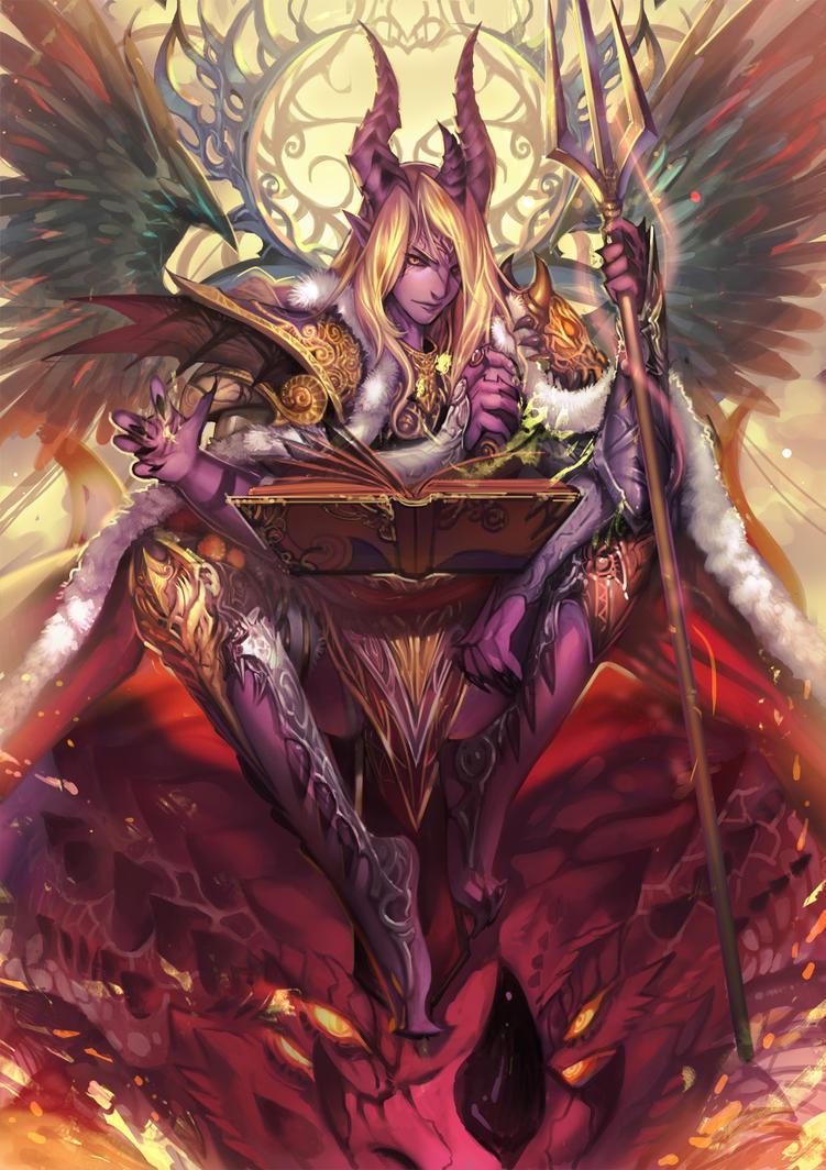 Devil 2 by JMXD