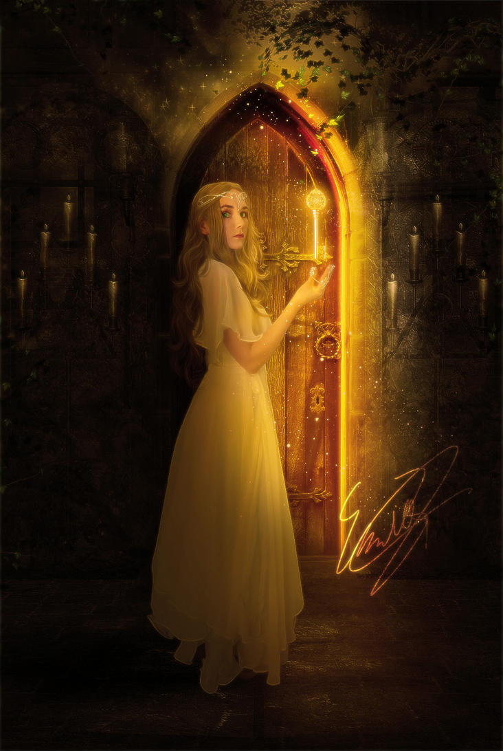 Candlelight Keys by emilee-zhang