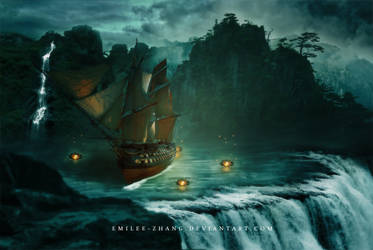Last Journey by emilee-zhang