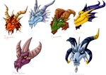 .:Spyro's Dragons:.