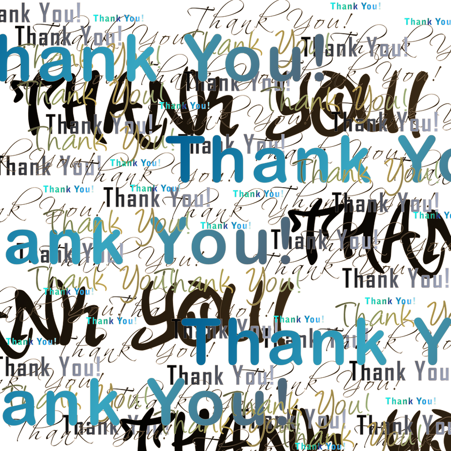 thank you thank you thank png by madetobeunique on thank you thank you thank png by madetobeunique