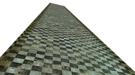 Stock Grunge Floor 2 cut-out