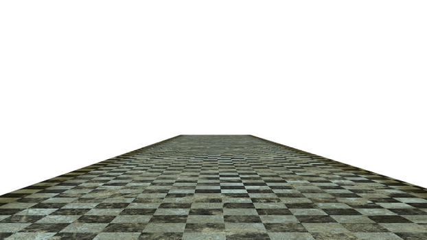 Stock Grunge Floor 5 cut-out