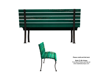 3d benches to sit on great png