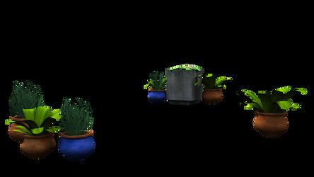 Plants n Pots FREE Stock pics