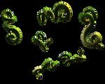 Hanging Python Snake Free Imag