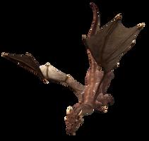 FREE Flying Hgh Quality Dragon