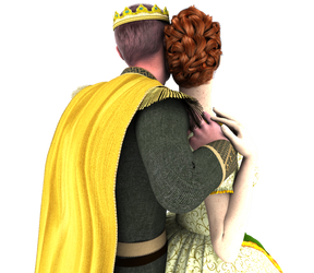 Princess Prince Stock Images #3 love together