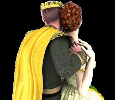 Princess Prince Stock Images #3 love together