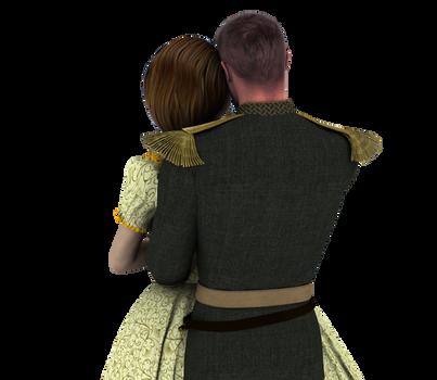 Princess Prince Stock Images #31 love together