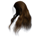 Stock Hair Images #1 long brown side shoulder by madetobeunique