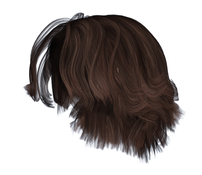 Free Stock Hair Images #1 short n shaggy wavy