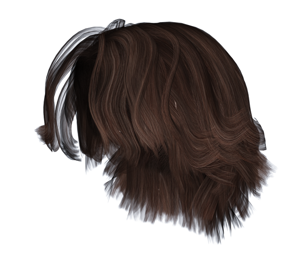 Free Stock Hair Images #1 short n shaggy wavy by
