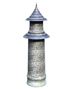 Castle Stock Parts #12 kingdom tower or lighthouse