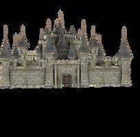 Castle Stock Parts #1 FANTASTIC full kingdom view