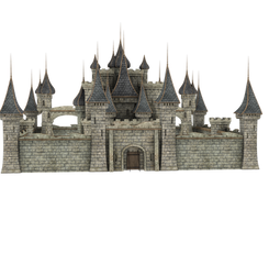Castle Stock Parts #1 FANTASTIC full kingdom view