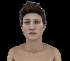 Facial Expressions #3 unsure hopeful sad wonder by madetobeunique