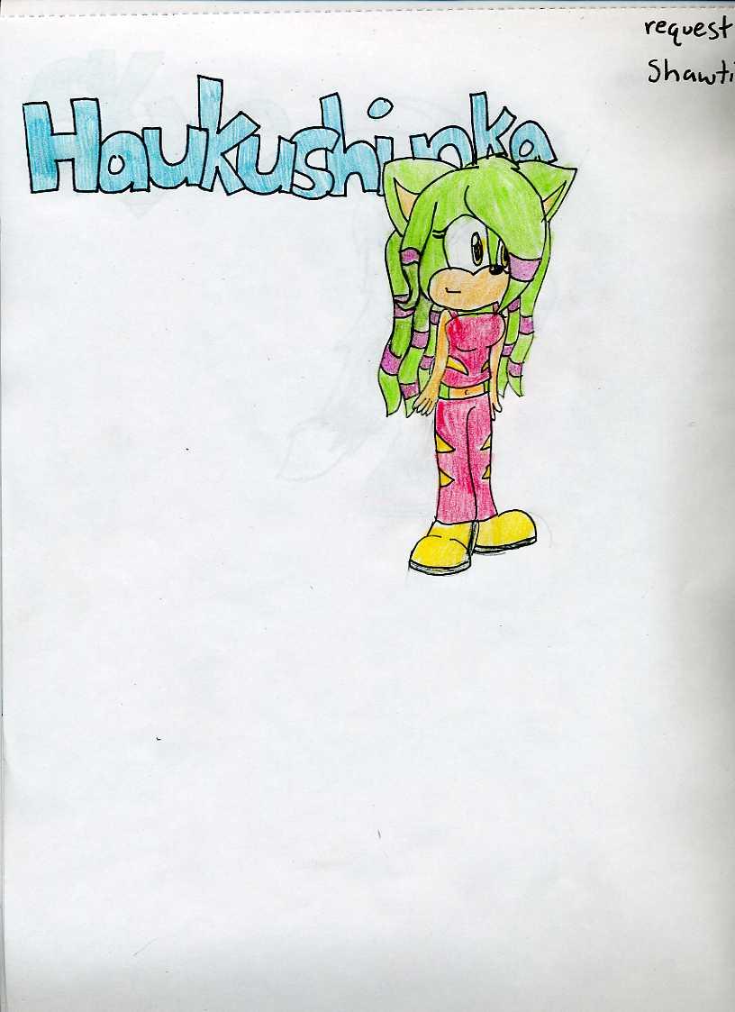 .:request:. haukushinka by sjk246