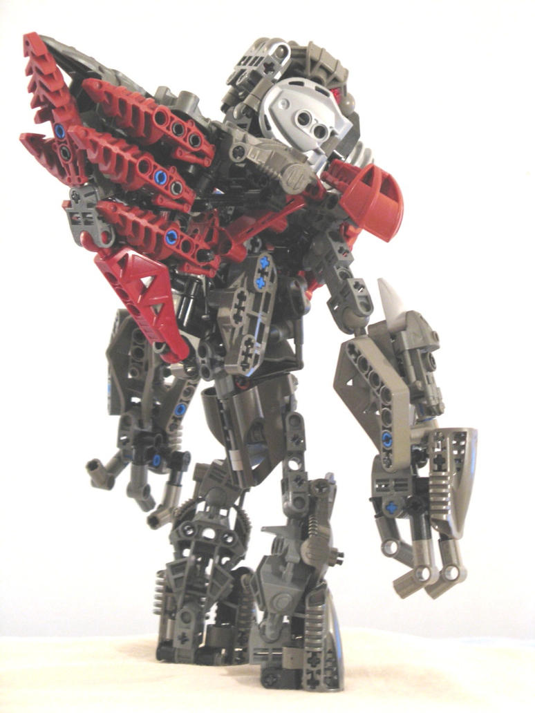 [MOC] coup de coeur: moc halo. Lego_bionicle_Grunt_by_retinence