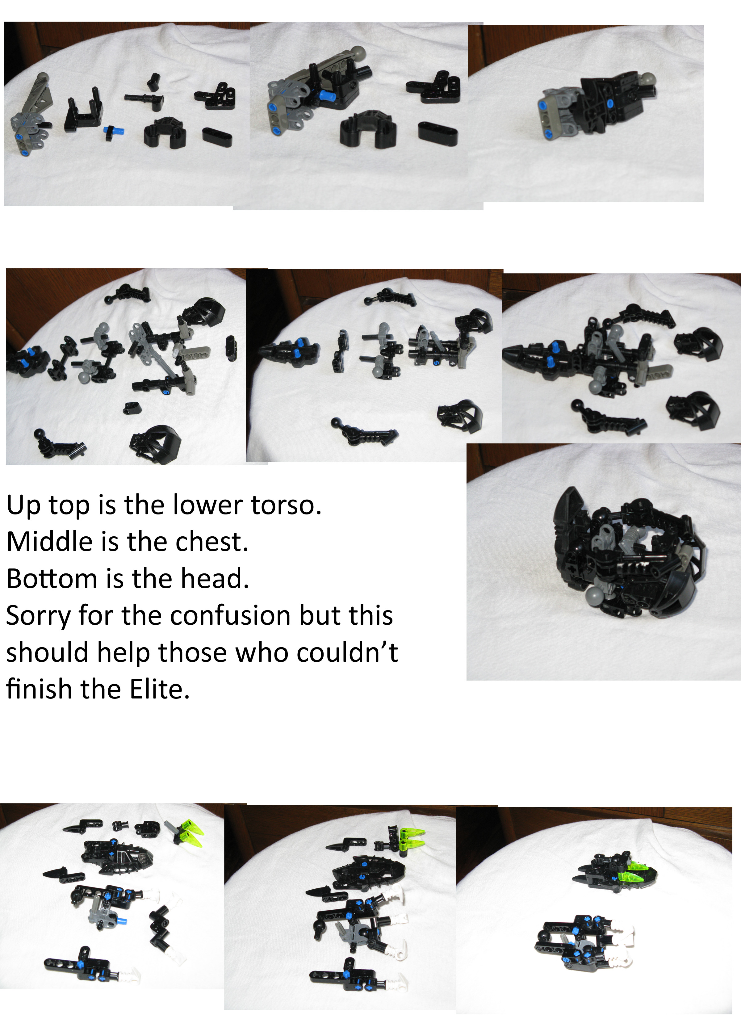 Lego Spec op Elite Fix by retinence