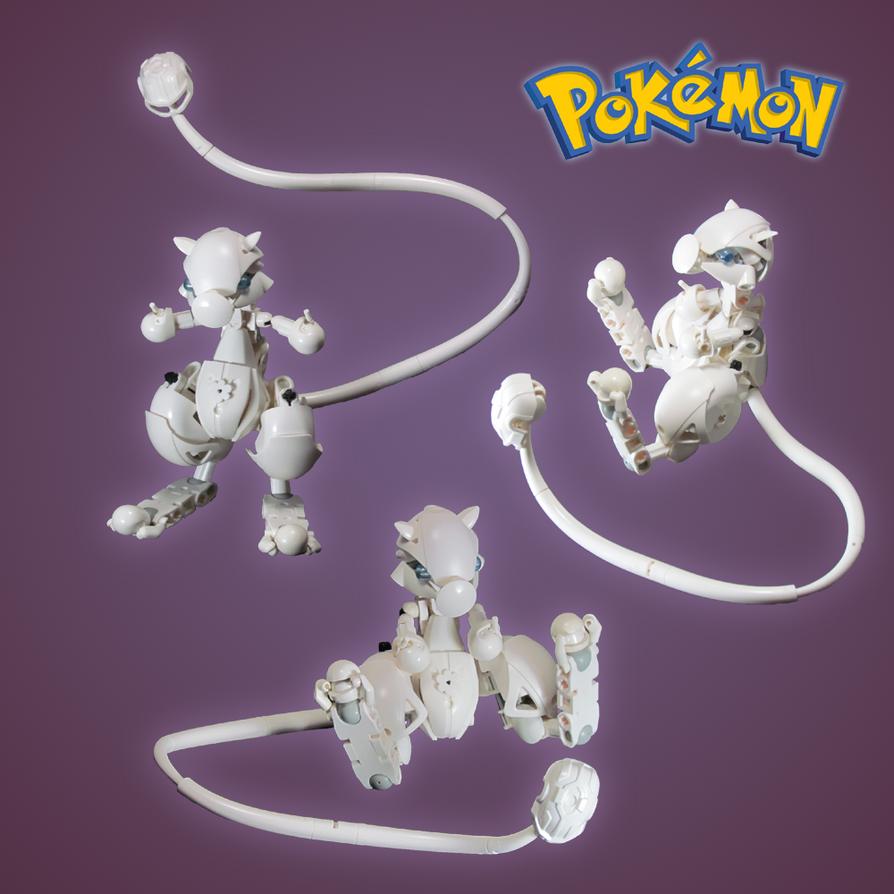 Pokemon: Mew by retinence