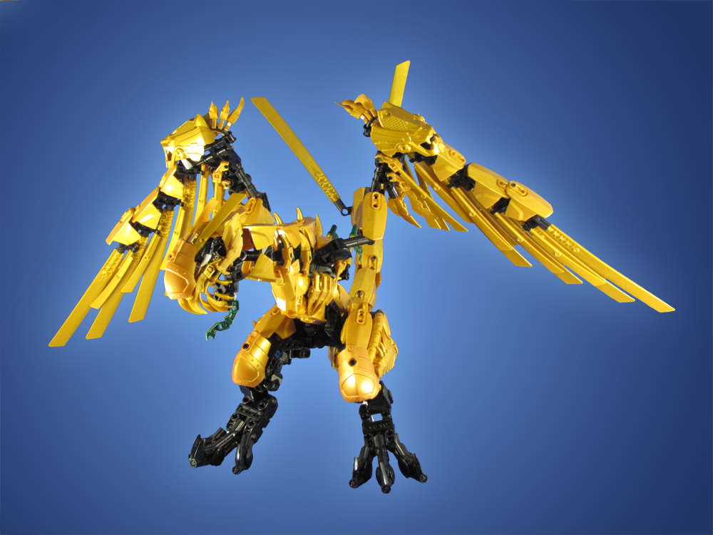 Green Ninjago Dragon Ninjago Golden Dragon 2 by
