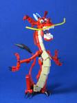 Lego Mushu