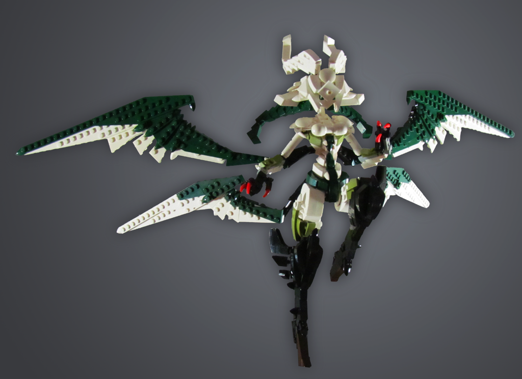 Commission: Final Fantasy Garuda By Retinence On DeviantArt