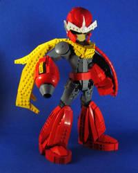 Commission: Protoman