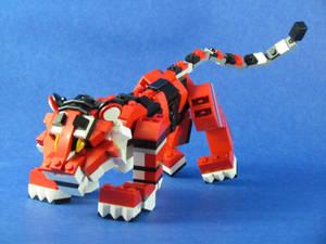 Rojo, the Tiger Cub 2