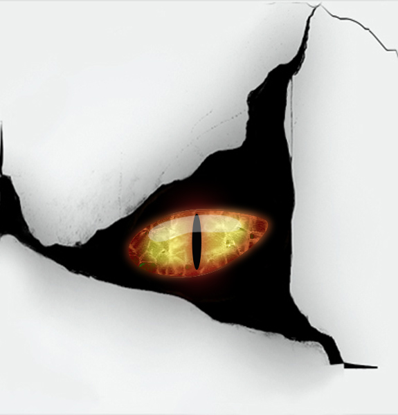 Monster eye? by AlucardSama on DeviantArt