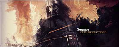 Darth Vader Signature by Serpace