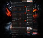 Gaming Forum Theme for vBulletin
