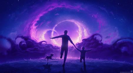 Heaven at last by HjalmarWahlin