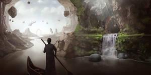 Styx / Tribal by HjalmarWahlin