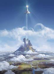 The Pillar by HjalmarWahlin